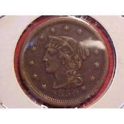 1850 Penny