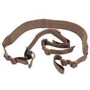 Viking-Tactics-VTAC-2-Point-Sling-MK2-PADDED-COYOTE-TAN
