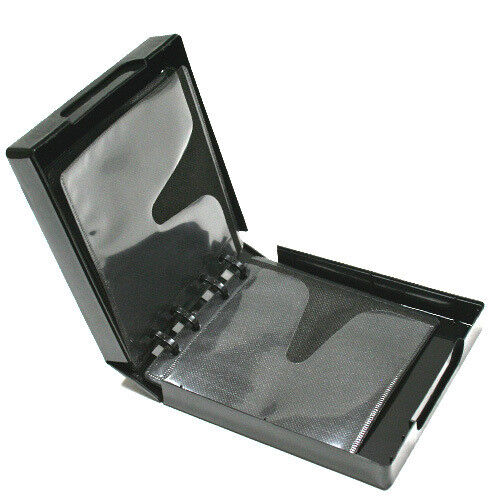 20 Premium Grade 24 Disc Multi Pack Black CD DVD PP Poly Case with Sleeves