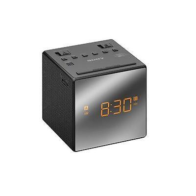 Sony ICF-C1TBLACK Alarm Clock With FM/AM Radio