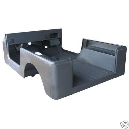 CJ5 Tub: Parts & Accessories
