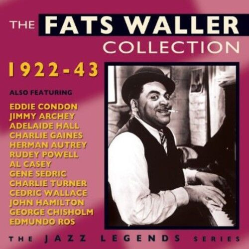 Fats Waller - Fats Waller Collection 1922-43 [New CD]