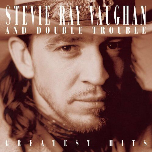 STEVIE RAY VAUGHAN : GREATEST HITS (CD) sealed