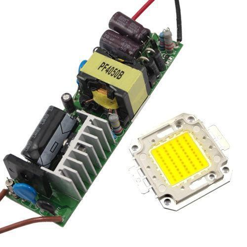 50w Led Driver Power Supply: 50W LED Driver