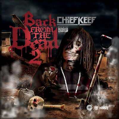 Chief Keef - Back From The Dead 2 [New CD] Manufactured On