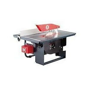 Scie table d coupe sciage 600 w chantourner 220188 ebay - Table pour scie circulaire portative ...