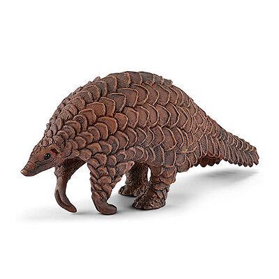 Schleich 14757 Pangolin Wild Animal Toy New 2016 - NIP