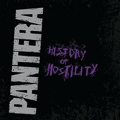 Pantera - History of Hostility [New Vinyl]