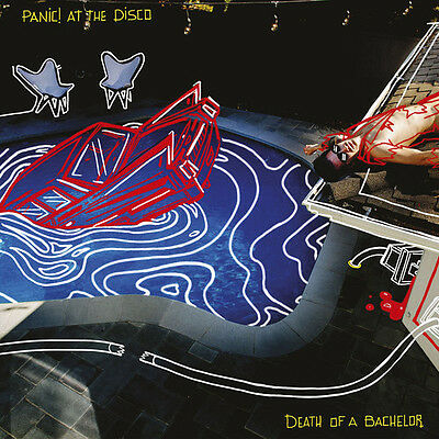 Panic  At The Disco  Panic At The Disco   Death Of A Bachelor  New Vinyl  Digita