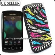 Blackberry Torch 9860 Diamante Case