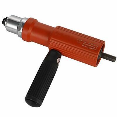 KKmoon - Remachadora eléctrica para remachadora de herramientas, (Naranja)