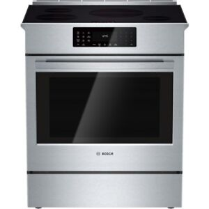 "Bosch HIIP054C Benchmark™ Series 30"" Stainless Steel Induction"