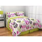 Owl Bedding Twin
