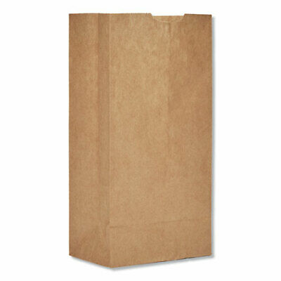 Grocery Paper Bags, 30 lbs Capacity, #4, 5