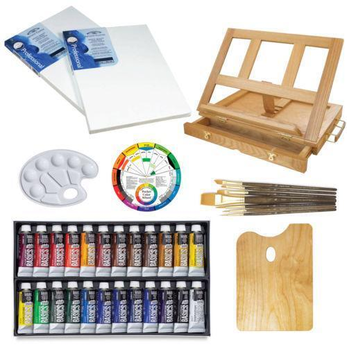 acrylic paint set ebay