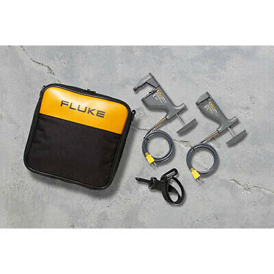 Fluke 80pk-18 Type K Pipe Clamp Thermocouple Probe Kit 0 - 2.5