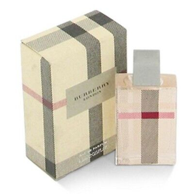 BURBERRY London Fabric for Women 4.5 ml edp eau de parfum Perfume Mini New NIB
