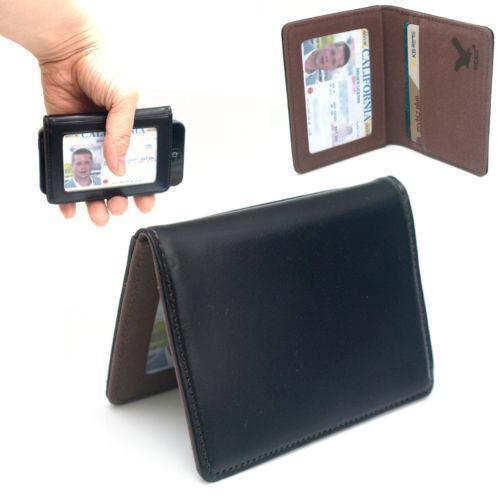 Mens Business Card Holder