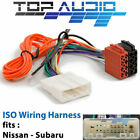 Car Audio & Video Wire Harnesses for Subaru WRX