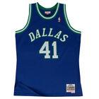 Mitchell & Ness Dallas Mavericks NBA Jerseys