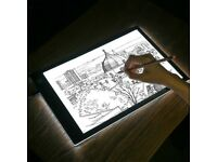 A4 LED Drawing Board Light Box Ultra Thin