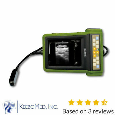 Handheld Ultrasound Large Animals - For Left And Right Handed Users Keebomed