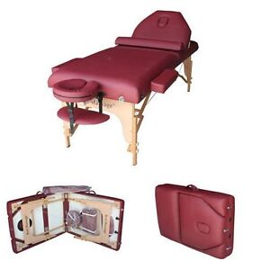 tables et chaises de massage