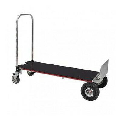 Magliner Gemini Xl Convertible Hand Truck 10 4-ply Pneumatic Wheels
