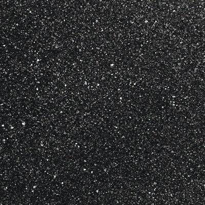 16oz BLACK Bulk Color Resin Incense Burner Heat Absorbing / Decorating Sand - Colored Sand Bulk