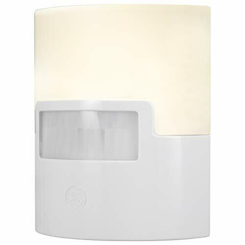 GE Ultra Brite Motion-Activated LED Light, 40 Lumens, Soft W