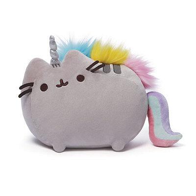 Gund New * Pusheenicorn * 13-Inch Plush Pusheen the Cat Kitty Comic Stuffed