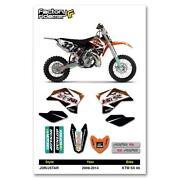 KTM 65 Dirt Bike