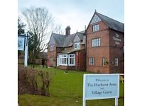 Full and Part time Kitchen Porters - The Hayhurst Arms, Near Northwich