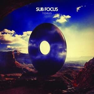 Sub Focus - Torus     - CD NEUWARE
