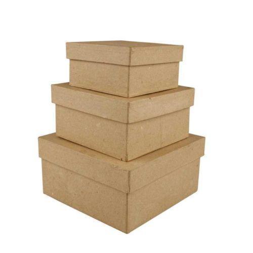 Paper Mache Boxes EBay Inspiration Decorative Paper Mache Boxes