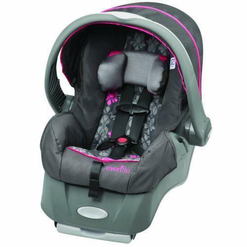 evenflo infant car seat ebay. Black Bedroom Furniture Sets. Home Design Ideas