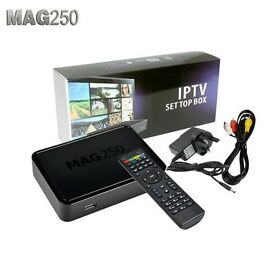12 months iptv inc box video on demand and live tv 3pm kick offs
