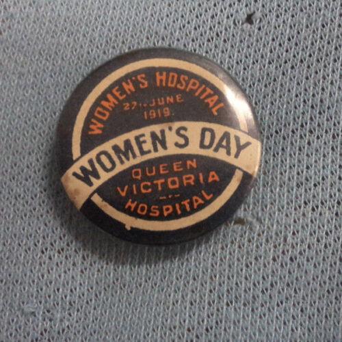 #D312. 1919 QUEEN VICTORIA  WOMEN