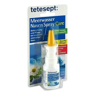TETESEPT Meerwasser care Nasenspray 20ml PZN 01239200