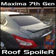 Maxima Roof Spoiler