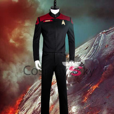 New Star Trek Online Final Decision Uniform Costume Cosplay - Star Trek Online Uniforms