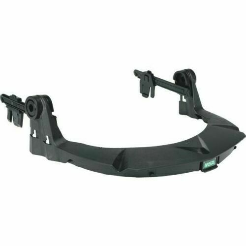 MSA V-Gard® Slotted Cap Frame face shield frame 10121266  - 1 Each