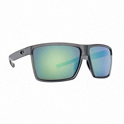 Costa Rincon Green Mirror Glass Lens Unisex Sunglasses RIN156OGMGLP**Open Box**