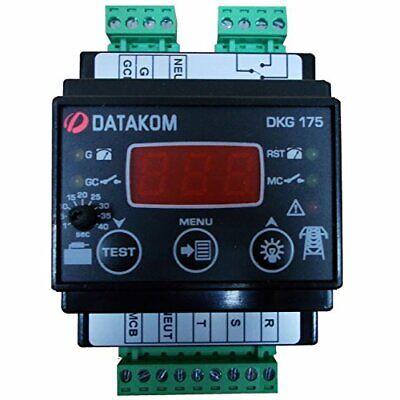 Datakom Dkg-175 Generator Mains Automatic Transfer Switch Controller Ats