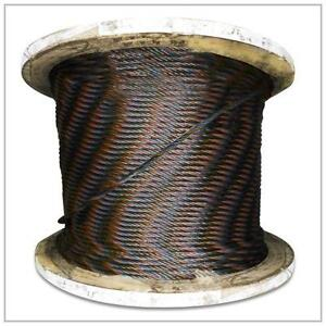 Wire Rope Rigging Ebay