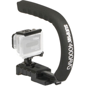 Sunpak 4000AVG Action Video Grip pour Caméra d'action (GoPro)