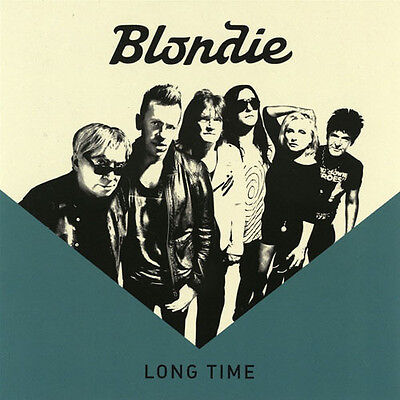 """BLONDIE Long Time - Limited Edition 7"""" VINYL SINGLE"""