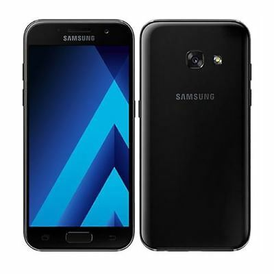 Samsung Galaxy A3 SM-A320FL 16GB Black Unlocked Smartphone 8MP Good Condition