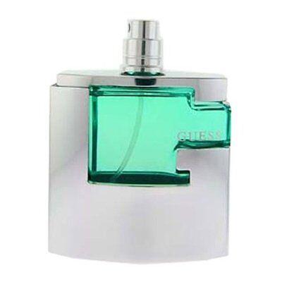 GUESS MAN 2.5 oz EDT eau de toilette For Men Cologne Spray NEW 75 ml - 2.5 Edt Spray