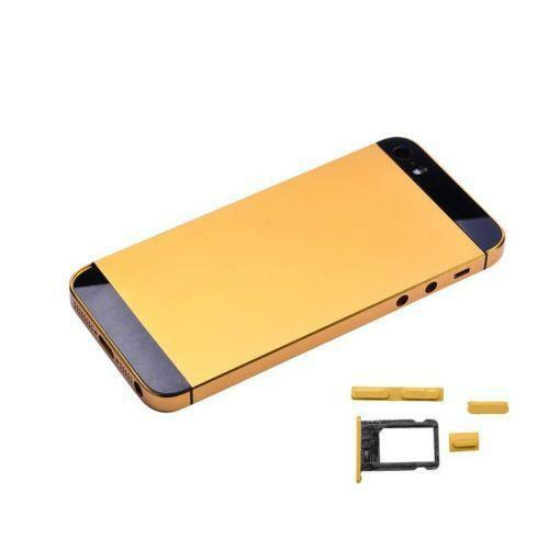 gold iphone 5 iphone 5s 24 k gold ebay 10708